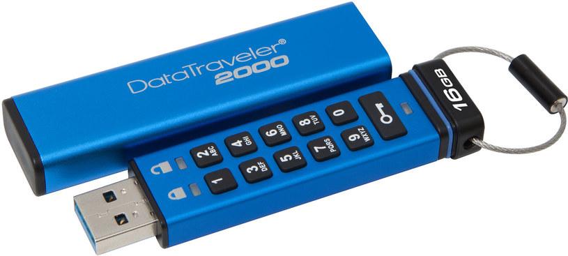 Kingston DataTraveler 2000 /materiały prasowe