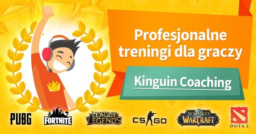 Kinguin Coaching /materiały prasowe