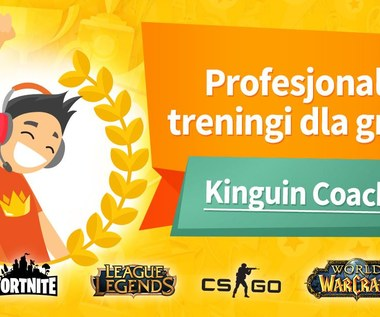Kinguin wprowadza usługę coachingu i pomaga graczom wejść na zaawansowany poziom