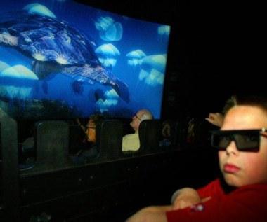 Kino 3D - czy mamy uważać na nasze oczy?