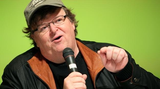 Kino dokumentalne Michaela Moore'a przypomina działalność WikiLeaks - fot.Kiyoshi Ota /Getty Images/Flash Press Media