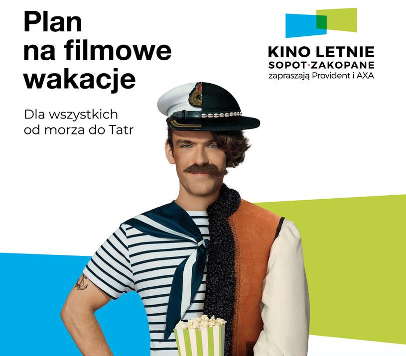 Kino Letnie Sopot - Zakopane rozpoczyna się 1 lipca 2020 r. /materiały prasowe