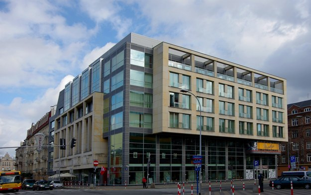 Kino Praha (arch.) /ZOFIA I MAREK BAZAK  /East News