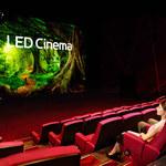 Kino przyszłości na Tajwanie - ma ekran LED Cinema Display