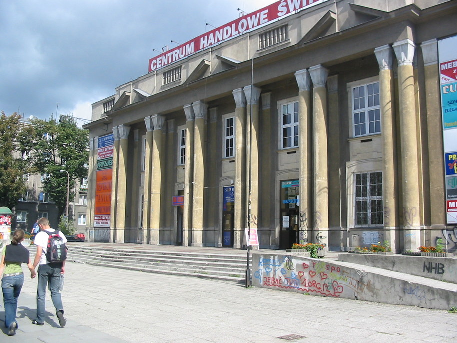 Kino Świt, 2006 r. /Jacek Boroń /