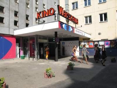 """Kino """"Warszawa"""" we Wrocławiu /INTERIA.PL"""