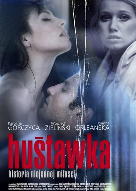 """Kinowy plakat filmu """"Huśtawka"""" /materiały dystrybutora"""
