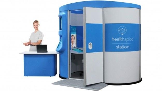 Kioski telemedyczne zastąpią wizyty w gabinetach lekarskich /materiały prasowe