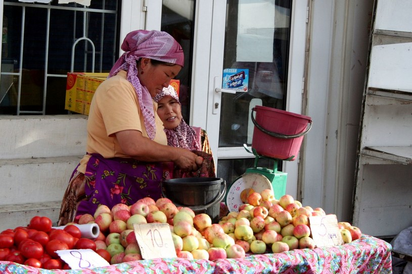 Kirgijski bazar /123RF/PICSEL