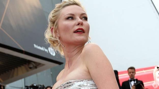 Kirsten Dunst na festiwalu filmowym w Cannes /AFP