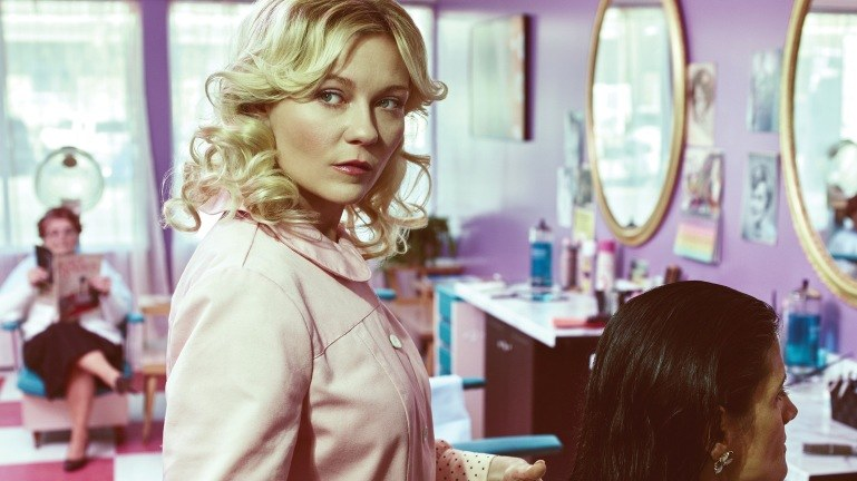 "Kirsten Dunst w 2. sezonie serialu ""Fargo"" /2014 MGM Television Entertainment Inc. and Bluebush Productions, LLC. All Rights Reserved /materiały prasowe"