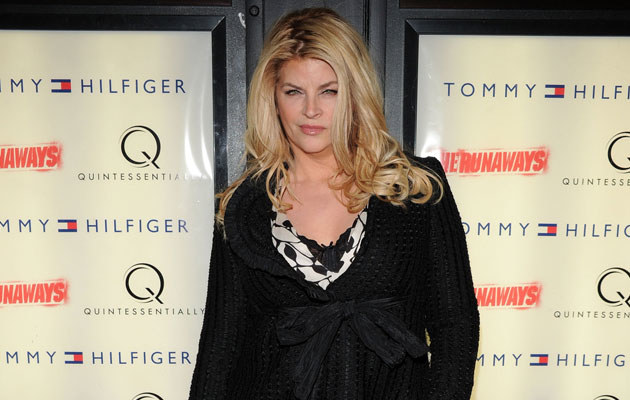 Kirstie Alley, fot. Bryan Bedder   /Getty Images/Flash Press Media