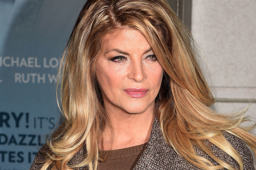 Kirstie Alley schudła 9 kilo /Getty Images