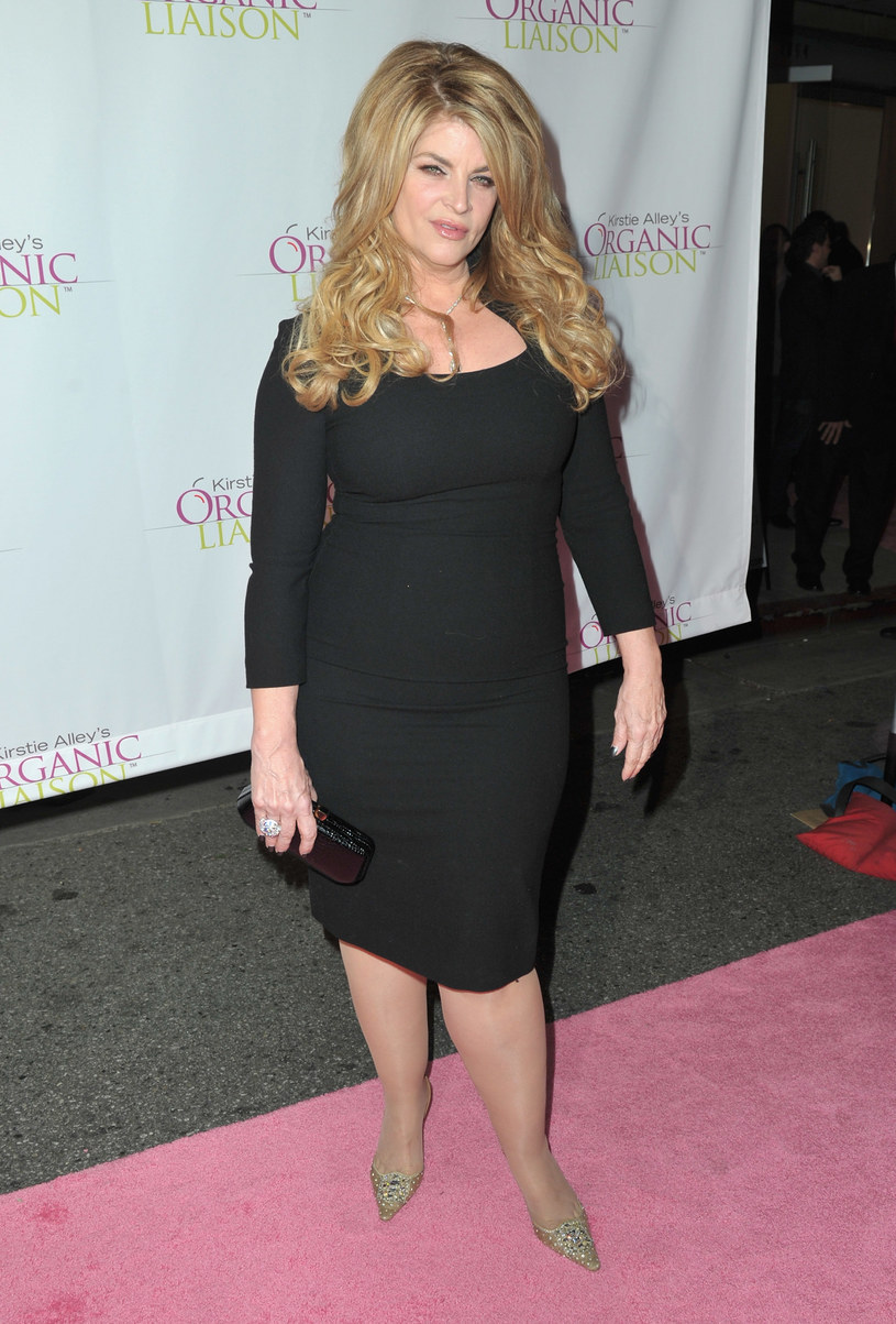 Kirstie Alley /Alberto E. Rodriguez /Getty Images