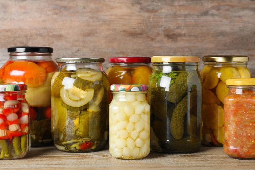 Kisić możemy i owoce, i warzywa /123RF/PICSEL