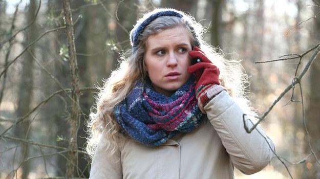 Kisielowa jest wściekła, że to Natalka została właścicielką sklepu. /www.mjakmilosc.tvp.pl/