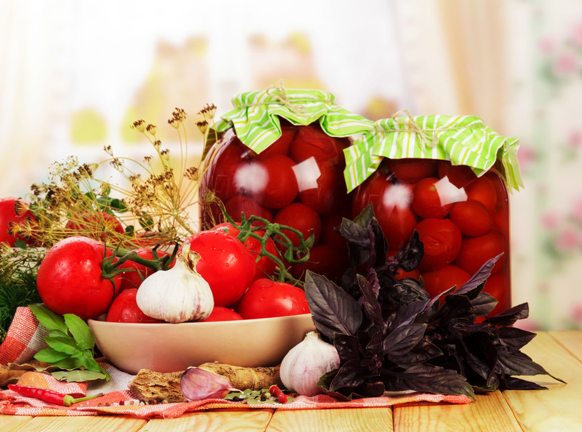 Kiszone pomidory /123RF/PICSEL