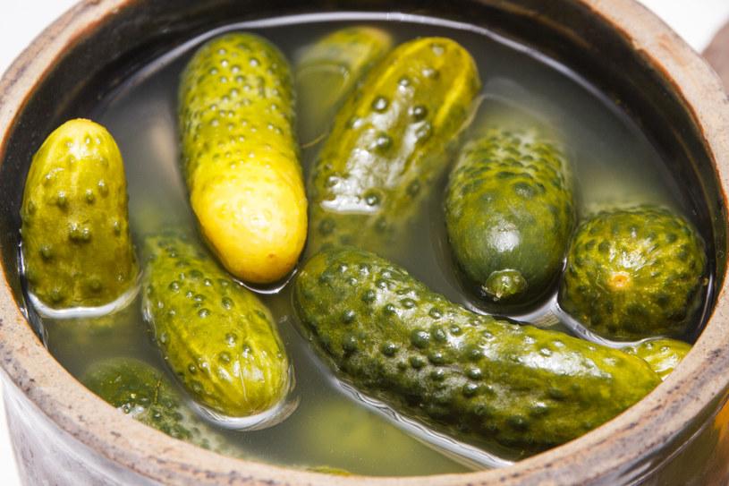 Kiszonki pozytywnie wpływają na mikroflorę jelitową /123RF/PICSEL