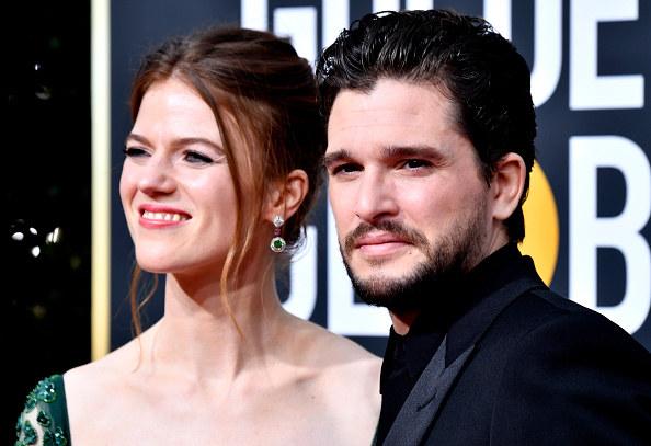 Kit Harrington i Rose Leslie są małżeństwem od dwóch lat / Frazer Harrison / Staff /Getty Images