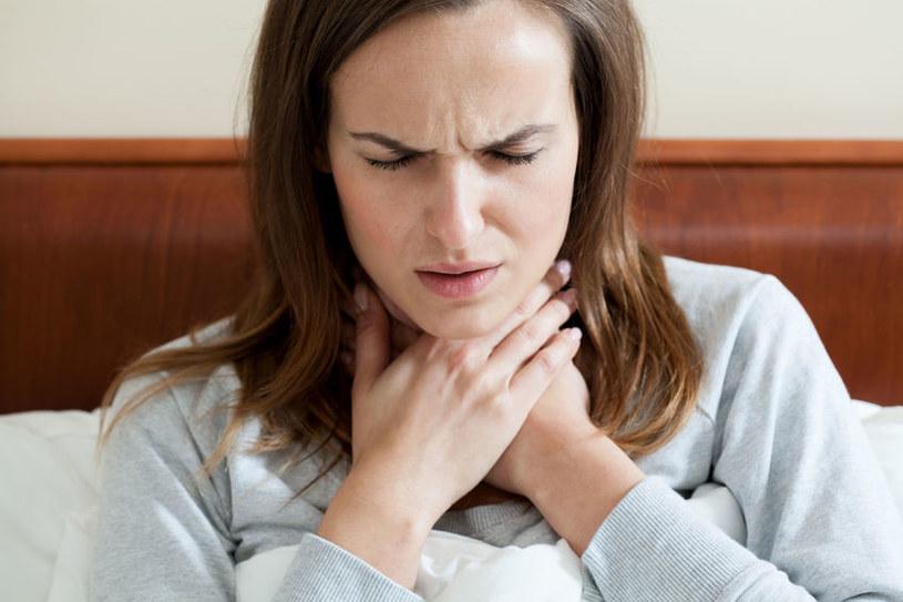 Kit zwalczy infekcje i ból gardła /©123RF/PICSEL