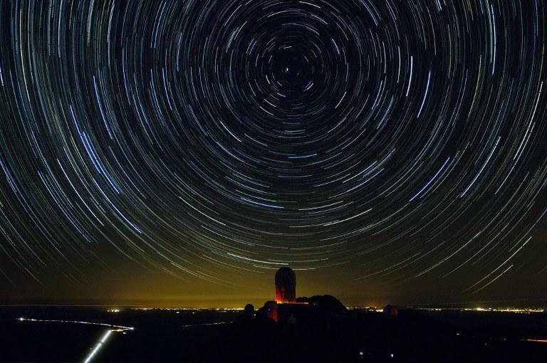 Kitt Peak National Observatory /AFP