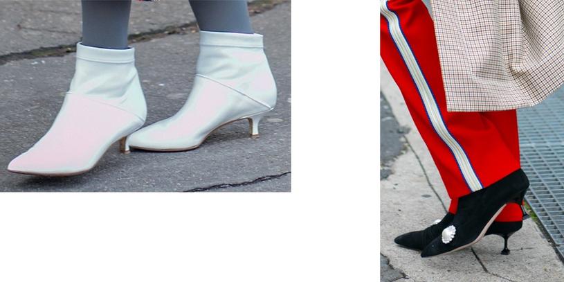 Kitten heels to modna (i wygodna!) alternatywa dla wysokich szpilek. /materiały prasowe