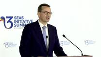 """""""Kładziemy nacisk na wzmocnienie relacji transatlantyckich"""". M. Morawiecki na szczycie państw Trójmorza w Bukareszcie"""