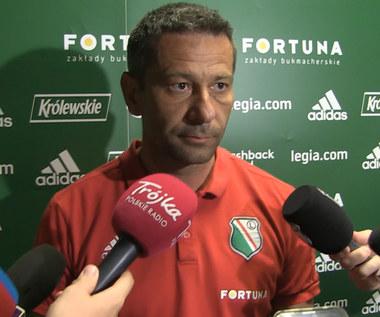 Klafurić, trener Legii: Wierzę, że na mundialu pokonamy Rosję. Wideo