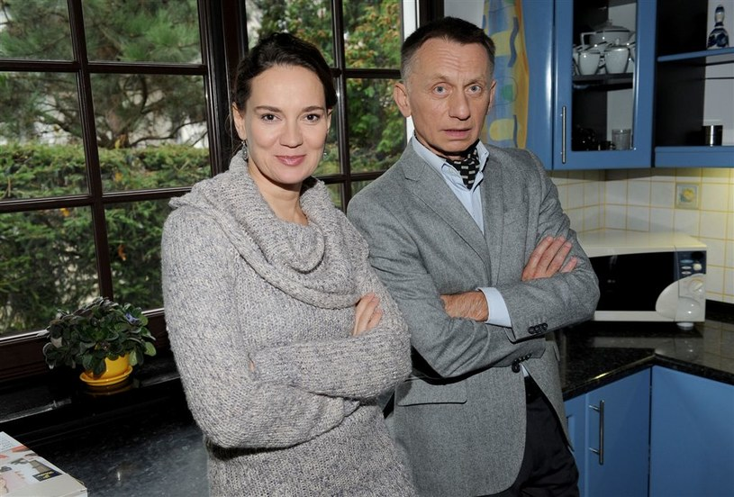 """""""Klan"""": Krzysztof (Krzysztof Tyniec) i Miranda (Aleksandra Nieśpielak) /Agencja W. Impact"""