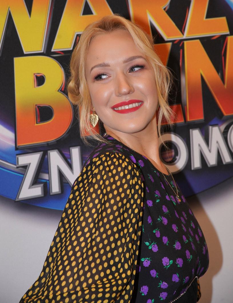 """Klara Williams opowiedziała o największych wyzwaniach, jakie stoją przed uczestnikami show Polsatu """"Twoja Twarz Brzmi znajomo"""" /Tricolors /East News"""