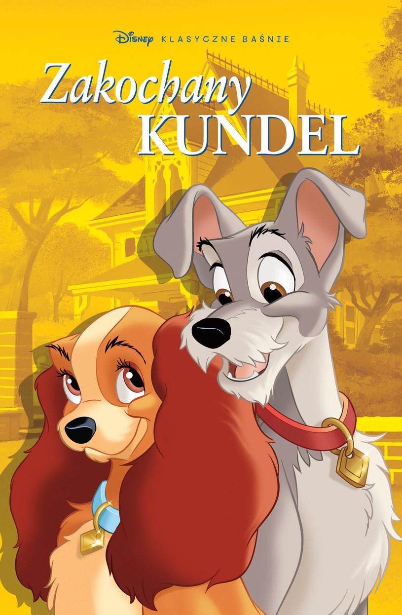 Klasyczne baśnie Disneya. Zakochany kundel /INTERIA/materiały prasowe