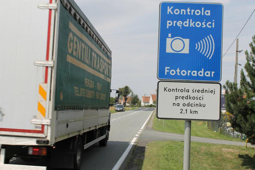 Klasyczne fotoradary zostały przyćmione odcinkowymi pomiarami prędkości /Jarosław Staśkiewicz / Nowa Trybuna Opolska /East News