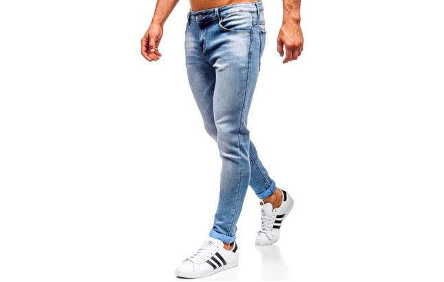Klasyczne jeansy /Materiały prasowe