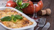 Klasyczne lasagne z mięsem