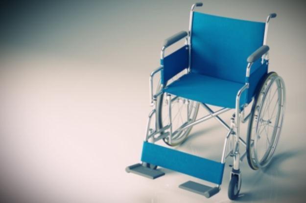 Klasyczne wózki inwalidzkie odejdą do lamusa? /123RF/PICSEL
