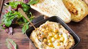Klasyczny hummus z pastą tahini