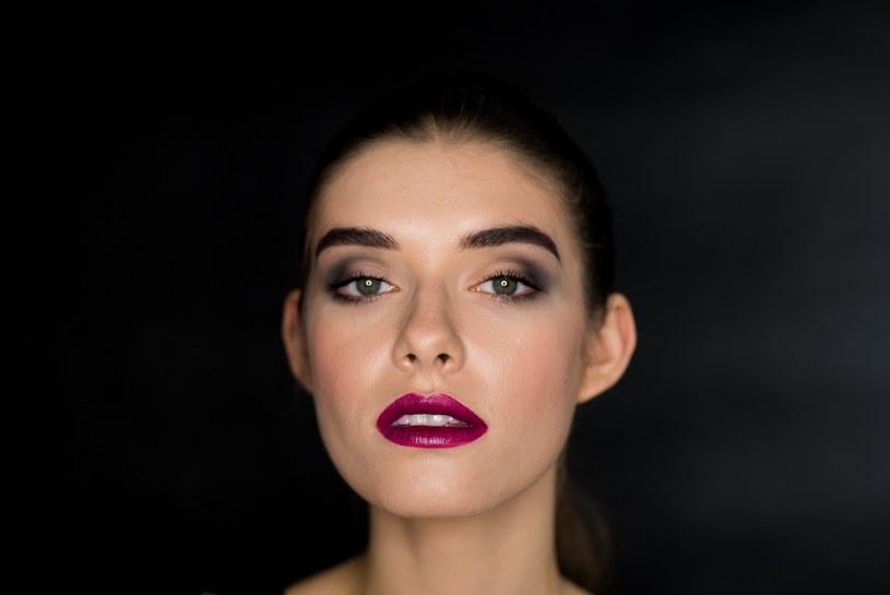 Klasyczny makijaż /materiały prasowe