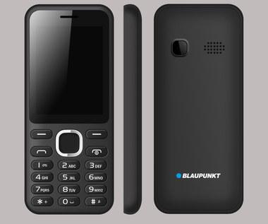 Klasyczny telefon komórkowy Blaupunkt FM 02