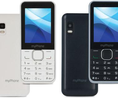 Klasyczny telefon myPhone Classic+