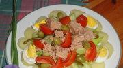 Klasyka francuskiej kuchni - salatka nicejska