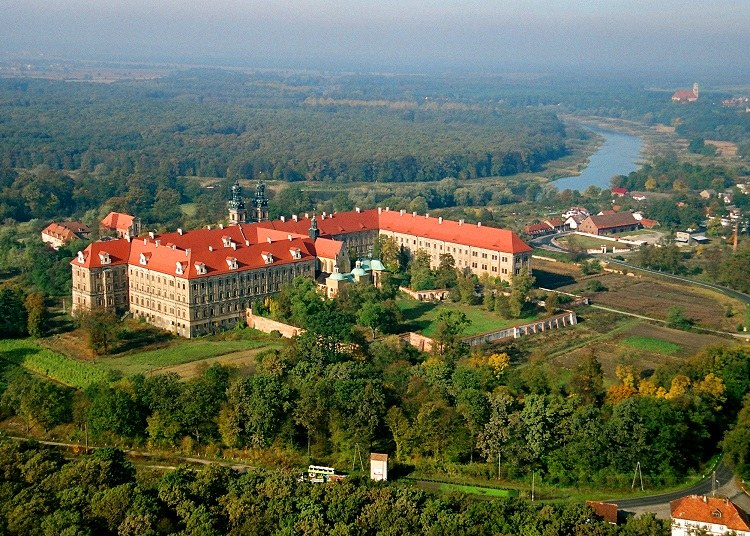 Klasztor cystersów /fot. Fundacja Lubiąż /&nbsp