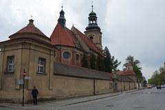 Klasztor franciszkanów we Wschowie