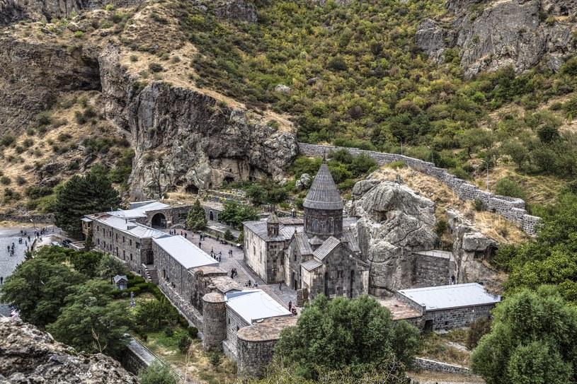 Klasztor Gegharda /123RF/PICSEL