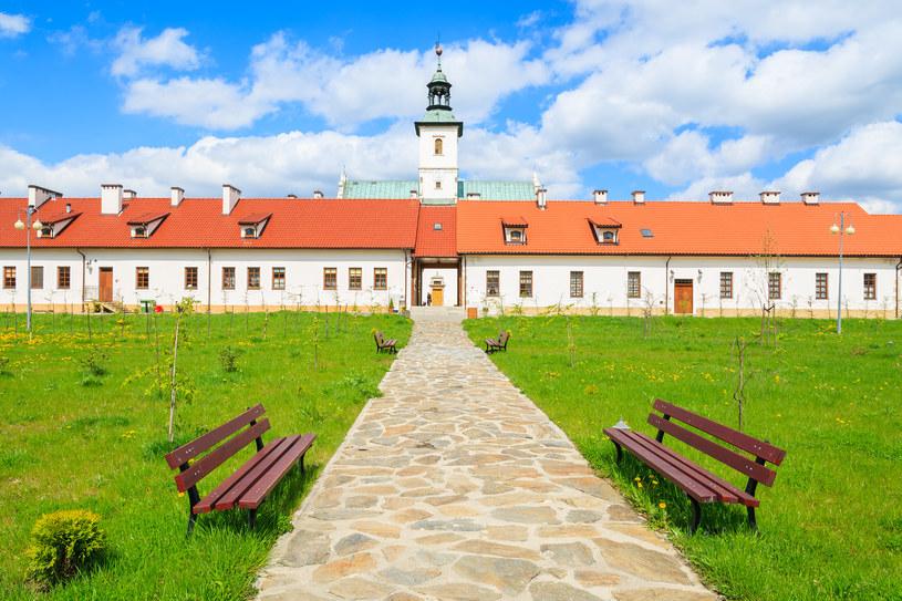 Klasztor Kamedułów W Rytwianach /123RF/PICSEL