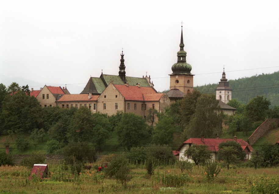 Klasztor Klarysek w Starym Sączu /Piotr Gęsicki /PAP