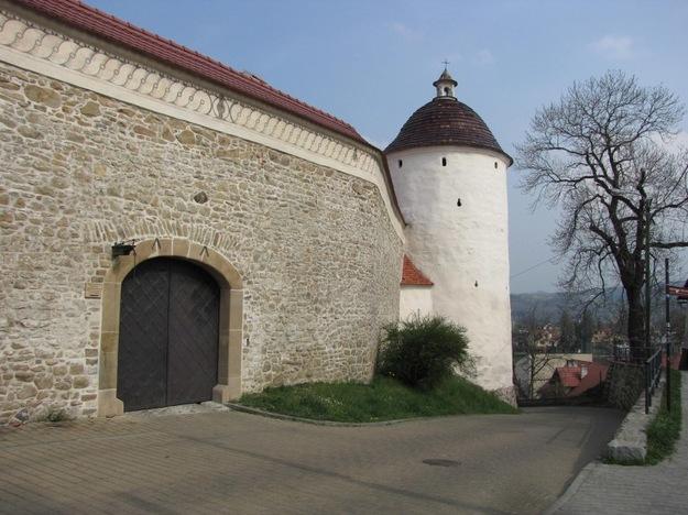 Klasztor klarysek w Starym Sączu /Maciej Pałahicki /Archiwum RMF FM