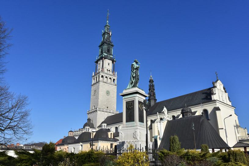 Klasztor na Jasnej Górze w Częstochowie /Albin Marciniak/East News /East News