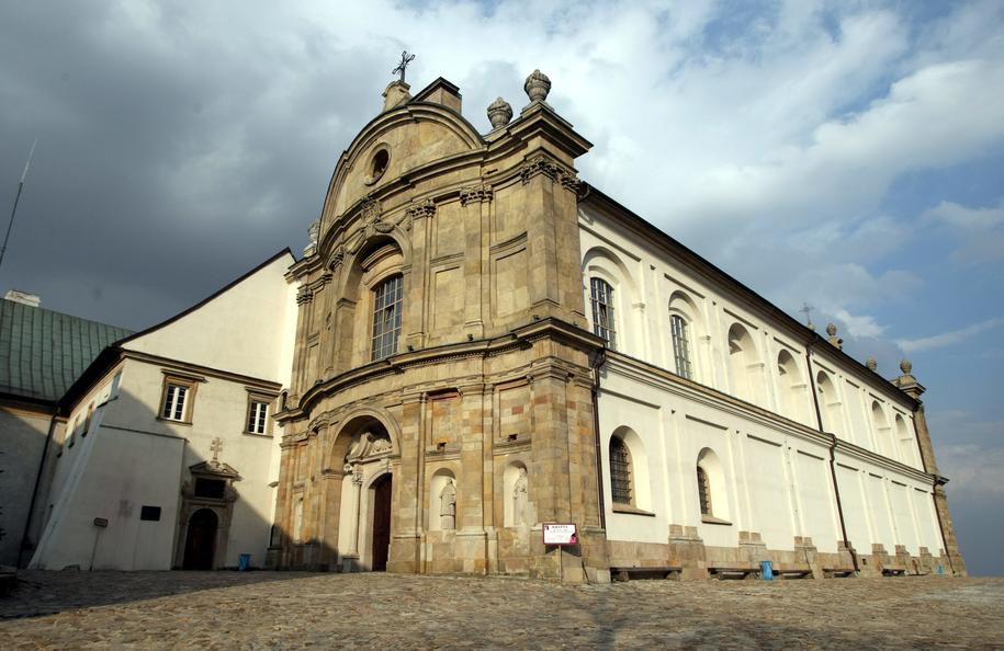 Klasztor na Łysej Górze / Piotr Polak    /PAP