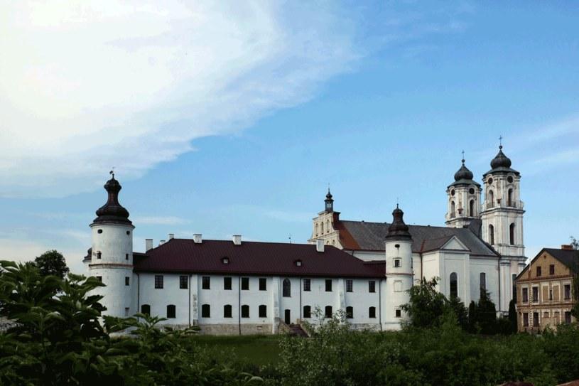Klasztor w Sejnach /123RF/PICSEL
