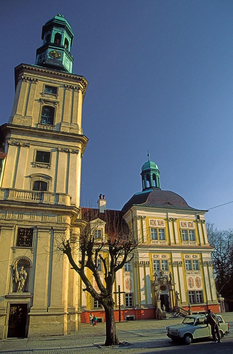 Klasztor w Trzebnicy /Witold Skrzypczak /East News